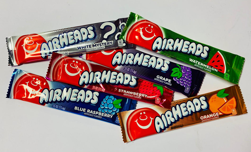 Airheads chewy bar