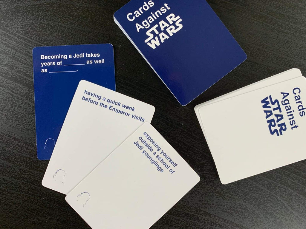 Cards Against Star Wars™ 922 Playing Cards - Sale Now On!