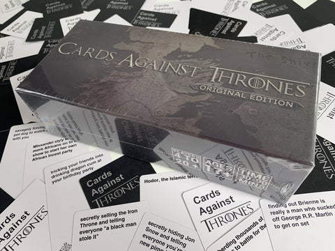Cards Against Thrones™ 675 Playing Cards - Sale Now On!