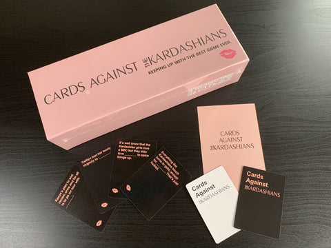 Cards Against Kardashians™ 872 Playing Cards - Sale Now On! (Limited Stock Available)