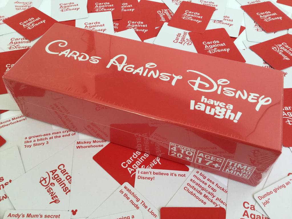 Cards Against Disney™ 828 Playing Cards - Sale Now On!