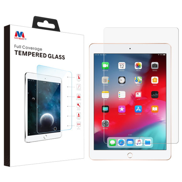 Full Coverage Tempered Glass for Apple iPad Air /  iPad 9.7 / iPad Pro 9.7 (2017 / 2018)