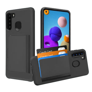 Poket Series Case for Samsung Galaxy A21