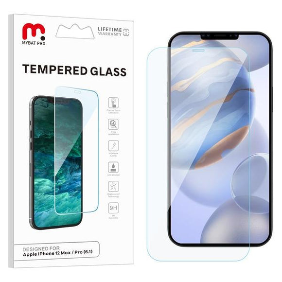 Tempered Glass for Apple iPhone 12 / 12 Pro
