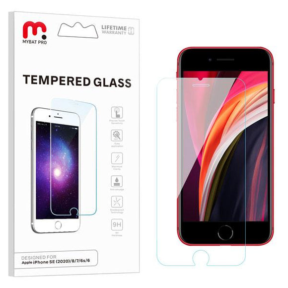 Tempered Glass for Apple iPhone SE (2020) / 8 / 7 / 6S / 6
