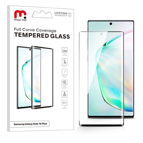 Full Curve Coverage Tempered Glass for Samsung Galaxy Note 10 Plus / 10 Plus 5G