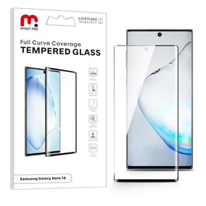 Full Curve Coverage Tempered Glass for Samsung Galaxy Note 10