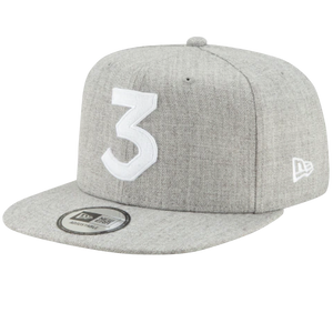 Chance 3 New Era Cap (Grey/White)