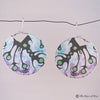 Benko Silk Hoop Earrings 6