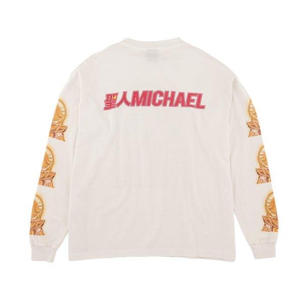 SAINT MICHAEL LONG SLEEVE T-SHIRTS (聖人MICAHEL) / Saint Michael