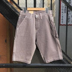 OVER DYE MULTI PAINTER SHORTS -KOJIMA GENES-