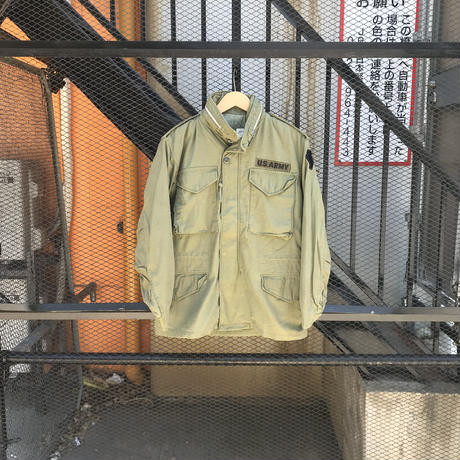 [ ONLY ONE ! ] US ARMED FORCES M-65 Field COAT / Mr.Clean Select