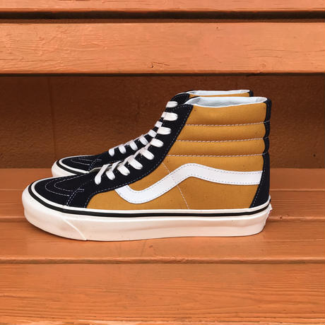 [ FINAL ONE ! ] SK8-Hi 38 DX ANAHEIM FACTORY -VANS CLASSIC LINE-