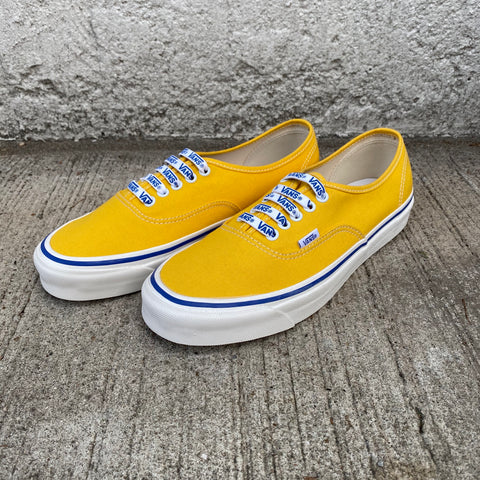 Authentic 44 Dx Anaheim Factory -VANS CLASSIC LINE-
