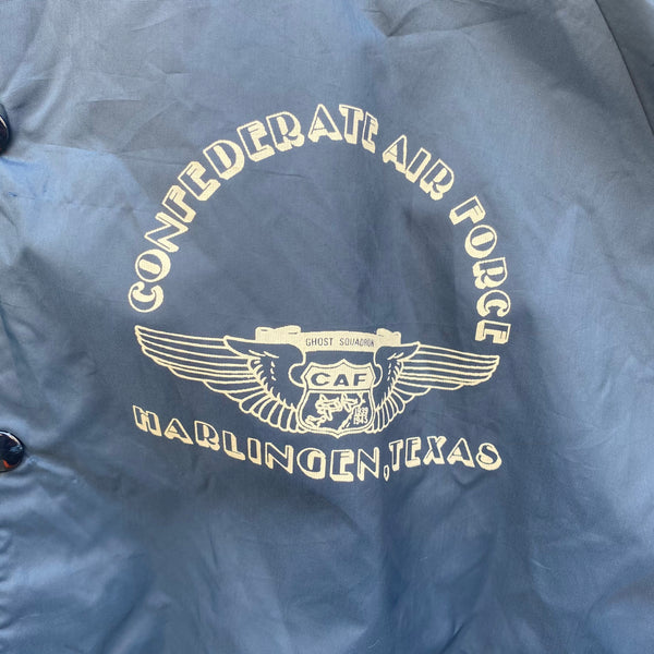 CONFEDERATE AIR FORCE COACH JACKET / Mr.Clean Select