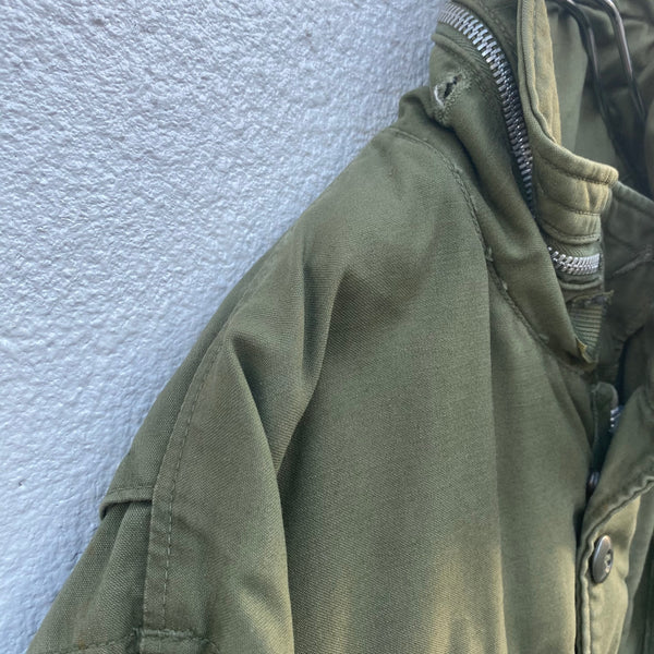 [ ONLY ONE ! ] US ARMED FORCES M-65 Field COAT -1st Model-  / Mr.Clean Select