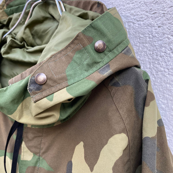 [ONLY ONE!] US ECWCS GORE-TEX PARKA 1st Gen. / Mr.Clean Select