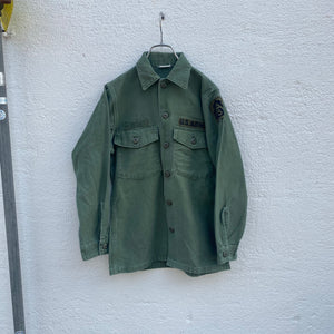 [ ONLY ONE ! ] US ARMED FORCES UTILITY SHIRT / Mr.Clean Select