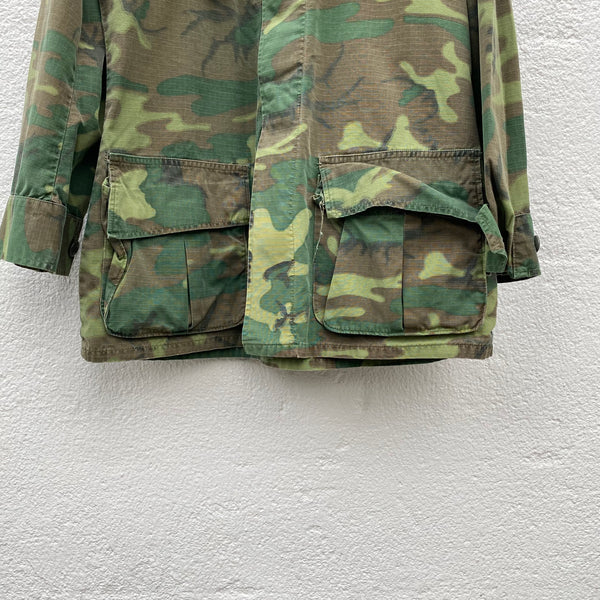 [ ONLY ONE ! ] US ARMED FORCES '69 JUNGLE FATIGUE SHIRT / Mr.Clean Select