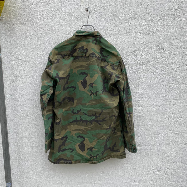 [ ONLY ONE ! ] US ARMED FORCES LC-1 LEAF BDU JACKET / Mr.Clean Select