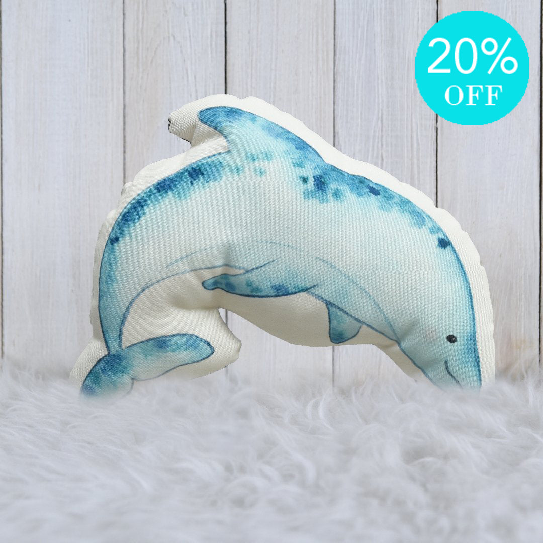 Softies Medium Dolphin