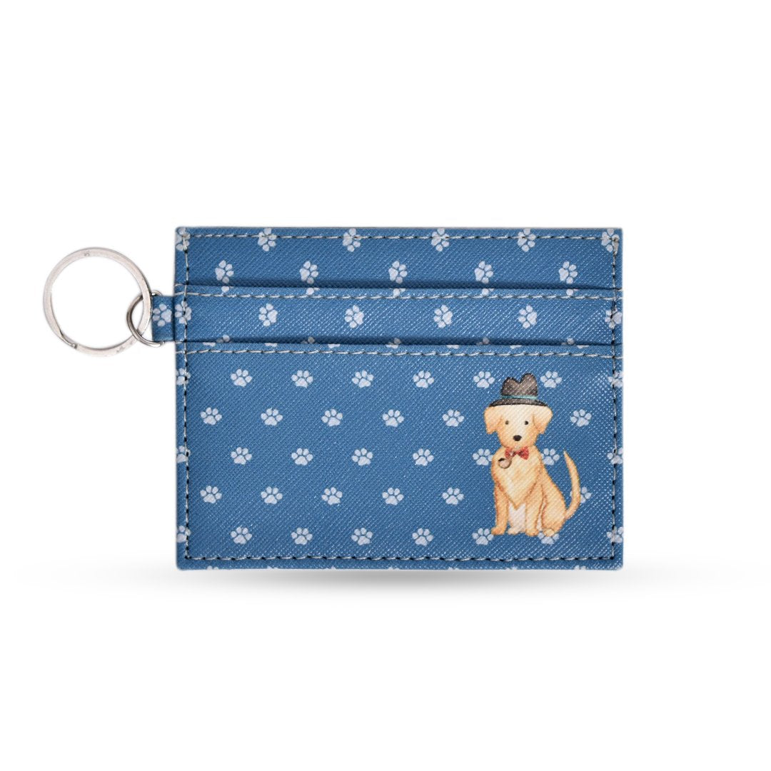 Card Case Goldie Paw