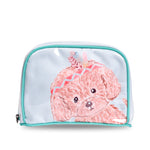 Load image into Gallery viewer, Travel Pouch Toy Poodle