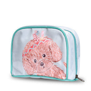 Travel Pouch Toy Poodle