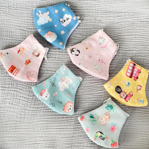 Masker Adult Cute Animal Tosca