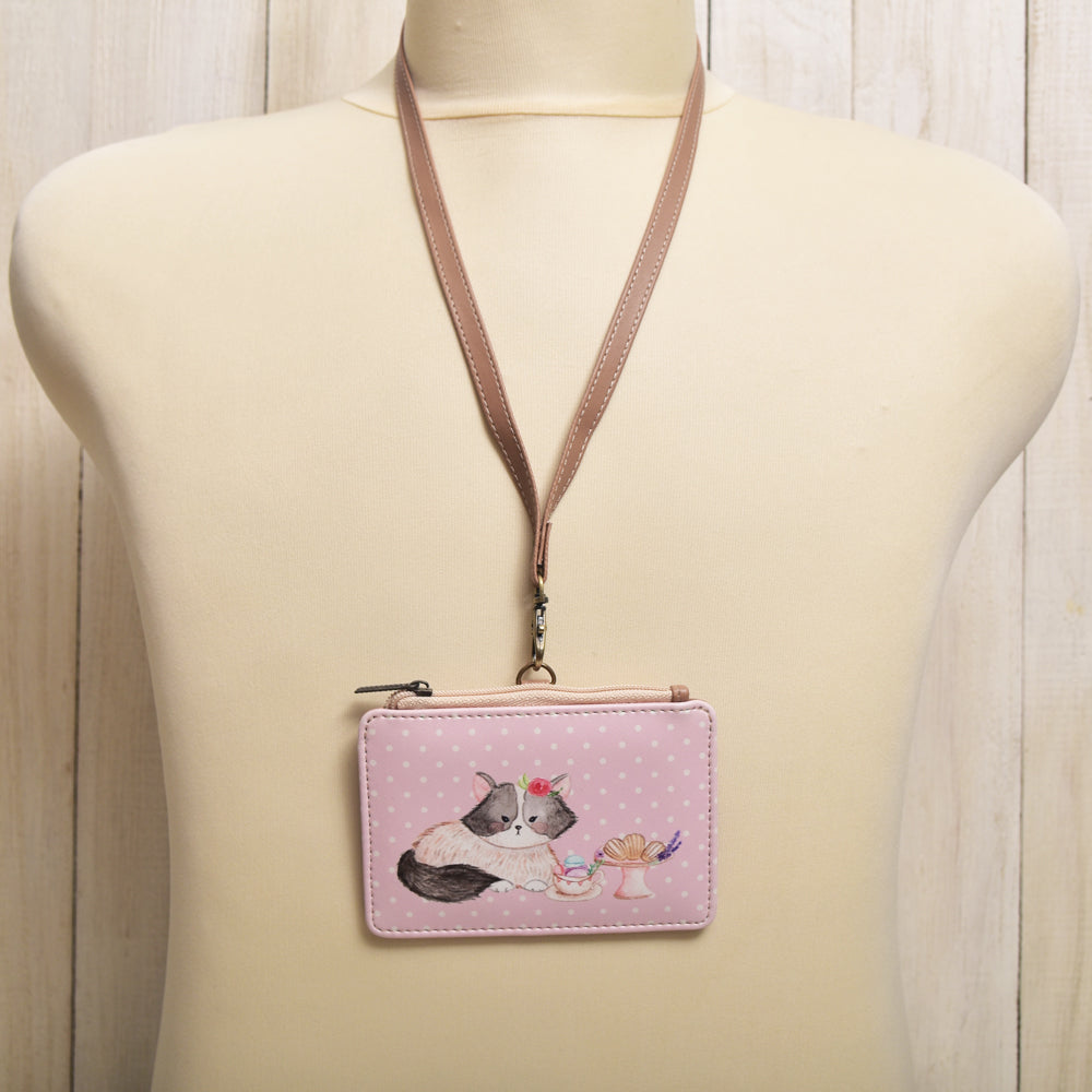 Cat Coin Purse Ragdoll
