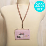 Load image into Gallery viewer, Cat Coin Purse Ragdoll