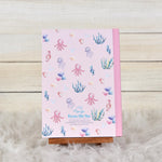 Load image into Gallery viewer, Hardcover Aquatic Pink Walrus