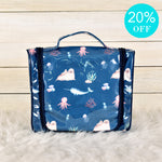 Load image into Gallery viewer, Pouch Toiletries Aquatic Navy