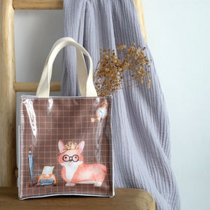 Market Bag Small Corgi