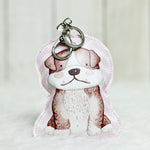 Load image into Gallery viewer, Bag Charm Doggy Bulldog