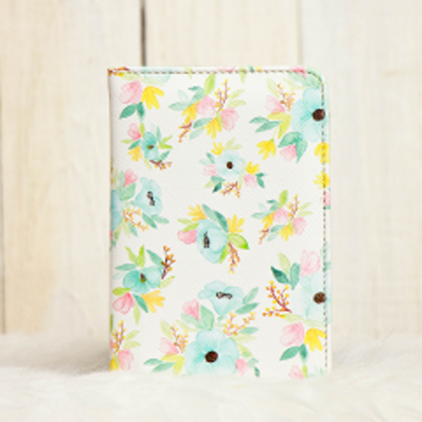 Passport Cover Sweet Baby Blue