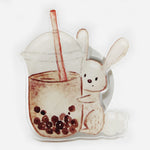 Load image into Gallery viewer, Pop Socket Rabbit Bubble Tea