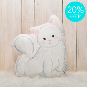Softies Medium Cat Turkish Angora