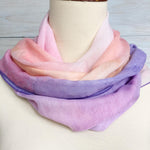 Load image into Gallery viewer, Scarf Chiffon Dusk