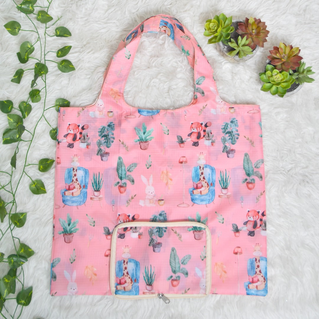 Shopping Bag SS Pink