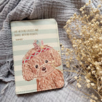 Load image into Gallery viewer, Passport Cover Toy Poodle