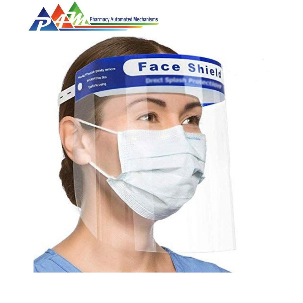 Face Shield (10 pcs)