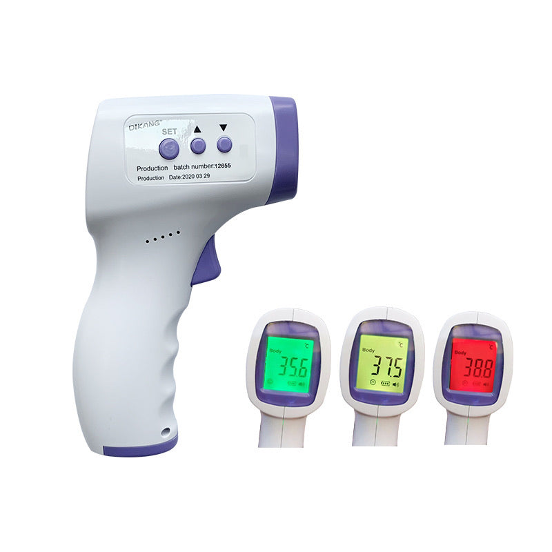 IR Thermometer Touch-less