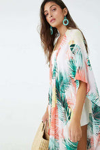 Load image into Gallery viewer, Kimono Cardigan Beach Swimsuit Cover Up