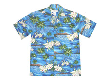 Load image into Gallery viewer, Men's Hawaiian Diamond Head Shirt (100% Premium Rayon) 3 colors available