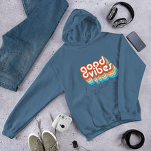 Load image into Gallery viewer, Good Vibes Unisex Hoodie