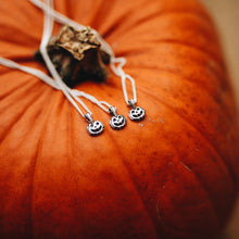 Load image into Gallery viewer, Pumpkin Pendant Necklace