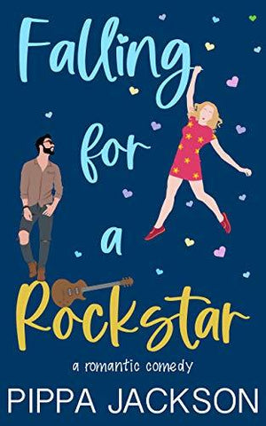 Falling for a Rockstar by Pippa Jackson - LitNuts.com