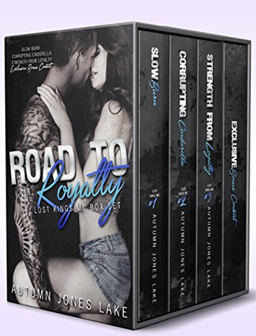 Road to Royalty: Lost Kings MC Box Set by Autumn Jones Lake - LitNuts.com