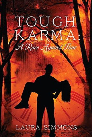 Tough Karma: A Race Against Time by Laura Simmons - LitNuts.com